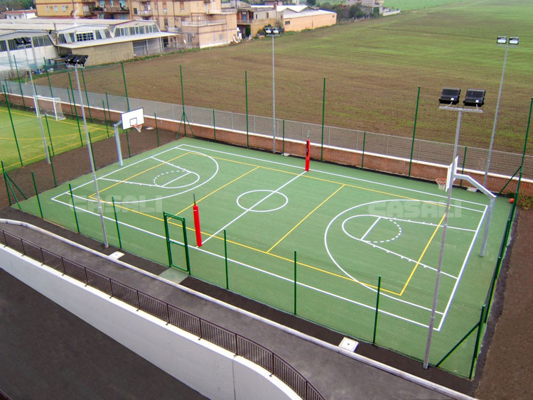 Build a basketball court basketball scores for Build a basketball court